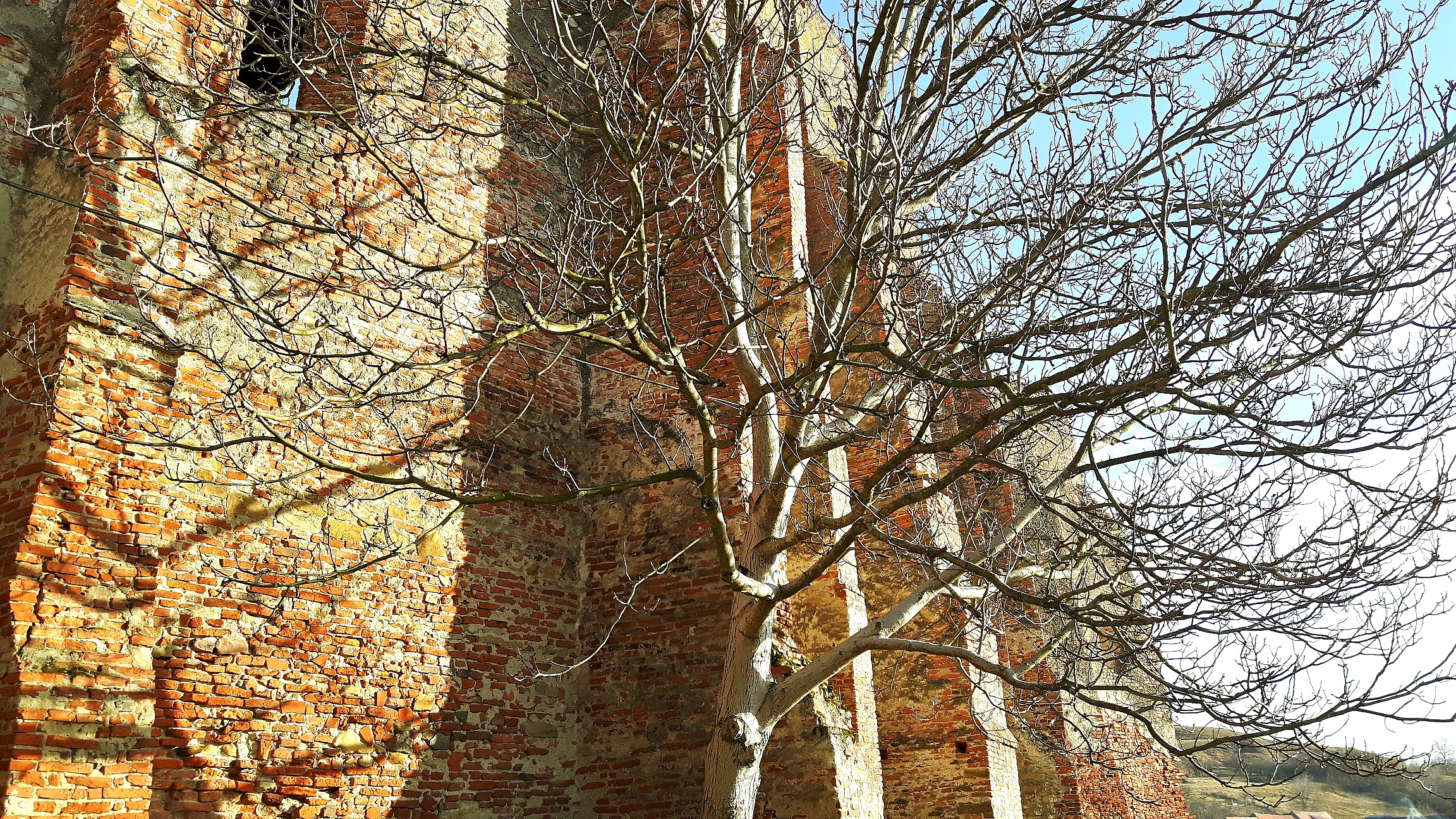 Once upon a time, a witch built Stolzenburg Citadel...