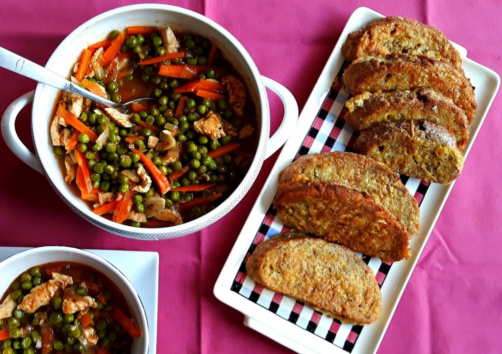 Jules Verne, Transylvania and the turkey, pea stew